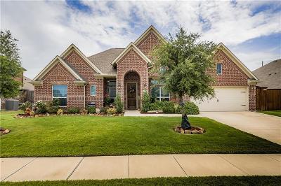 Little Elm Single Family Home For Sale: 2212 Suncoast Lane