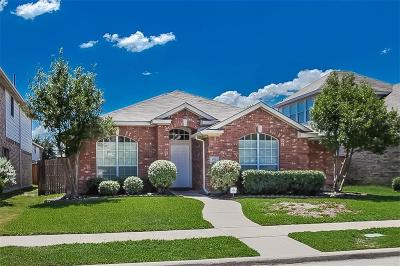 Allen Single Family Home Active Contingent: 1702 Mapleleaf Fall Drive