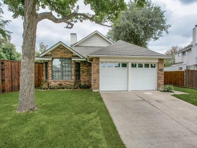 Plano TX Single Family Home Active Option Contract: $279,900