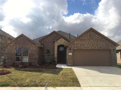 Single Family Home For Sale: 8921 Jewelflower Drive