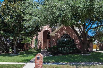 Plano Single Family Home For Sale: 4253 Creekstone Drive