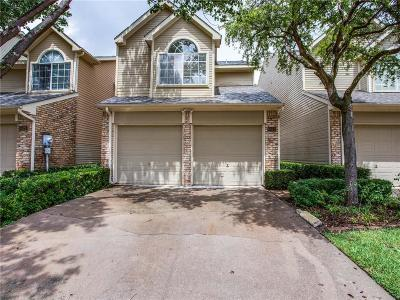 Dallas Townhouse For Sale: 8425 Towneship Lane