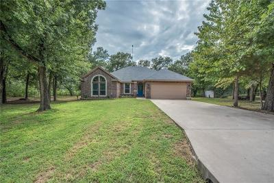 Weatherford Single Family Home For Sale: 941 Timber Wild Drive