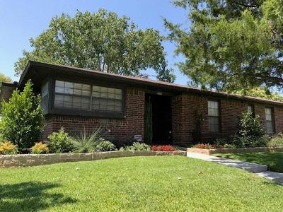 Carrollton Single Family Home For Sale: 3809 Furneaux Lane