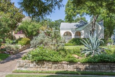 Dallas Single Family Home For Sale: 1143 N Edgefield Avenue