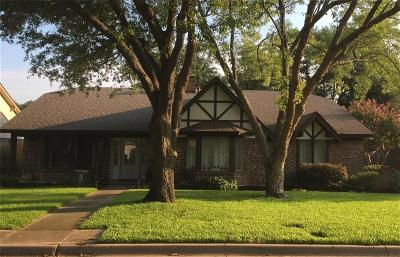 Hurst Single Family Home Active Option Contract: 232 Circleview Drive S