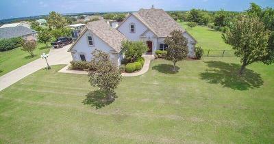 Waxahachie Single Family Home For Sale: 1345 E Highland Road