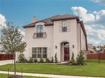 Fort Worth Single Family Home For Sale: 545 Trail Rider Road