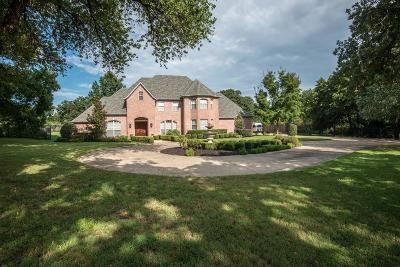 Colleyville Single Family Home For Sale: 5309 Montclair Drive