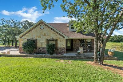 Wise County Single Family Home For Sale: 1079 County Road 3585