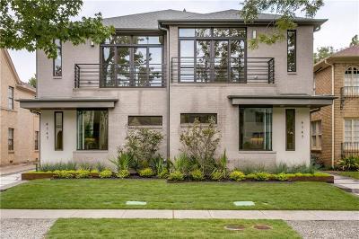 Dallas Half Duplex For Sale: 4145 Prescott Avenue