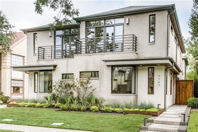 Dallas Half Duplex For Sale: 4147 Prescott Avenue