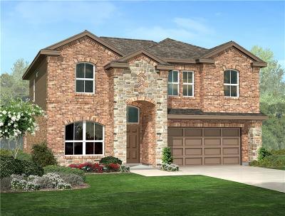 Tarrant County Single Family Home For Sale: 12505 Diamond Peak