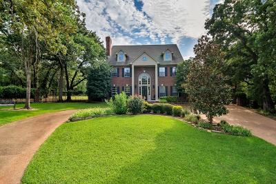 Flower Mound Single Family Home For Sale: 5417 Thistle Hill Circle