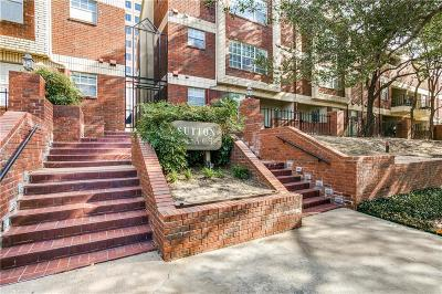 Dallas Condo For Sale: 3100 Cole Avenue #213