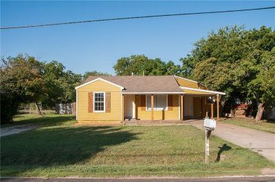 Waxahachie Single Family Home For Sale: 106 Ennis Street