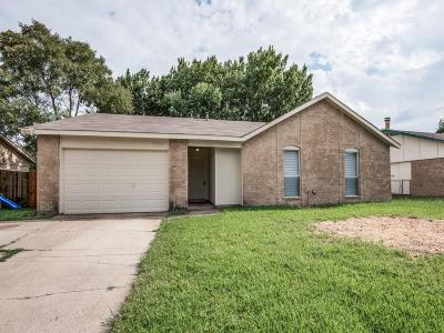 North Richland Hills Single Family Home Active Option Contract: 7008 Chapman Drive