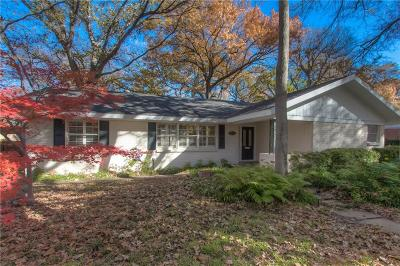 Fort Worth Single Family Home Active Option Contract: 3117 Tanglewood Trail