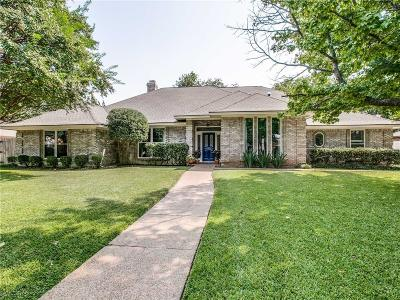 Mira Vista, Mira Vista Add, Trinity Heights, Meadows West, Meadows West Add, Bellaire Park, Bellaire Park North Single Family Home For Sale: 6809 Meadows West Drive S
