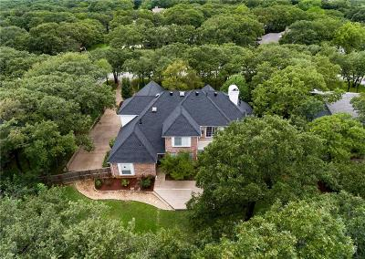 Denton Single Family Home For Sale: 2809 Forrestridge Drive