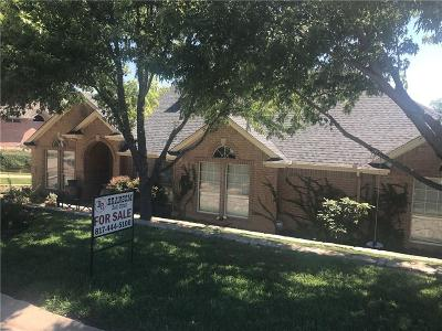 Fort Worth TX Single Family Home For Sale: $320,000