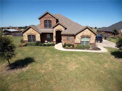 Waxahachie Single Family Home For Sale: 825 Broadhead Road