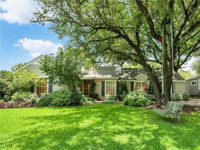Tarrant County Single Family Home For Sale: 3609 White Settlement Road