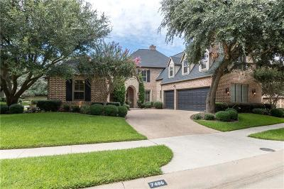 McKinney Single Family Home For Sale: 7406 Saint Armond Court