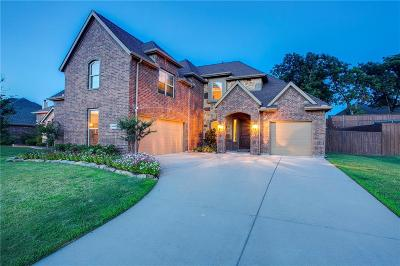 Rockwall Single Family Home For Sale: 3906 Gatewick Drive