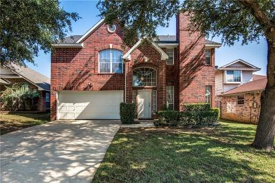 Lewisville Single Family Home For Sale: 1417 Chinaberry Drive