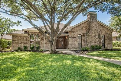 Dallas Single Family Home Active Option Contract: 9734 Windham Drive