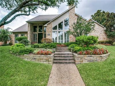Plano Single Family Home For Sale: 5921 Loch Lomond Drive