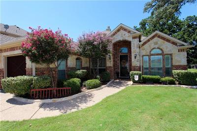 Fort Worth Single Family Home Active Option Contract: 12245 Fairway Meadows Drive
