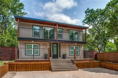 McKinney Single Family Home For Sale: 804 Howell Street