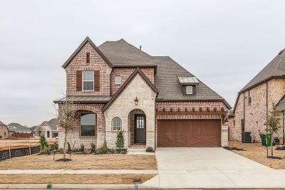 Flower Mound Single Family Home For Sale: 4979 Stornoway Drive