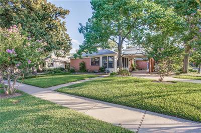 Single Family Home For Sale: 553 Aqua Drive
