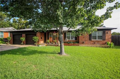 Haltom City Single Family Home For Sale: 5421 Nadine Drive