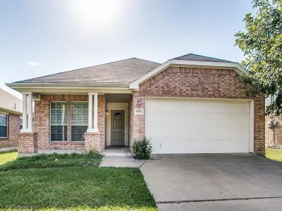 Fort Worth TX Single Family Home For Sale: $157,500
