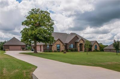 Weatherford Single Family Home Active Kick Out: 414 Ellis Ridge Drive