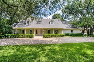 Single Family Home For Sale: 4251 Shady Hill Drive