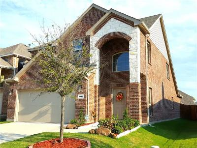 McKinney Single Family Home For Sale: 9812 Coyote Pass Trail