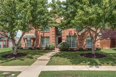 Frisco Single Family Home Active Option Contract: 1826 Countryside Drive