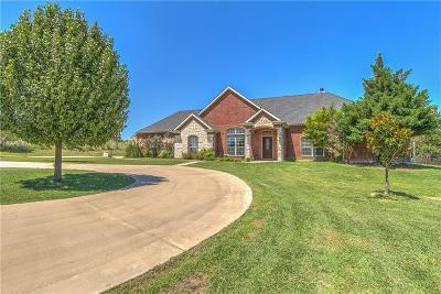 Weatherford Single Family Home For Sale: 1316 Sweet Springs Road