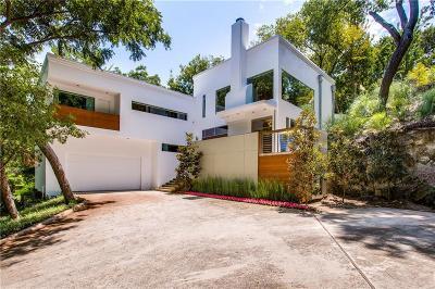 Dallas TX Single Family Home For Sale: $1,775,000