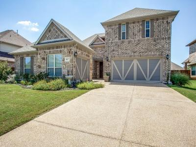 Wylie Single Family Home For Sale: 3017 Francesca Drive