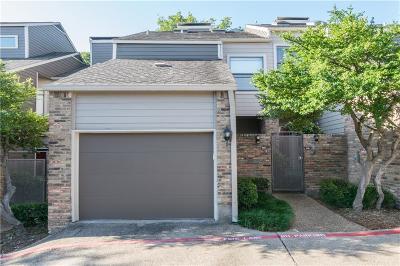 Dallas Condo For Sale: 5616 Preston Oaks Road #909