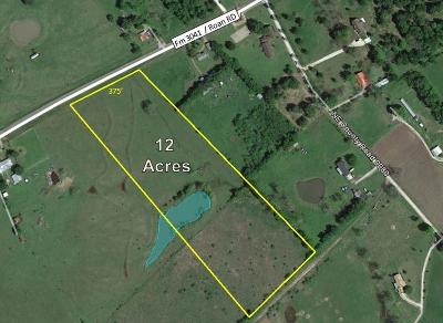 Residential Lots & Land For Sale: Tbd12 Fm 3041