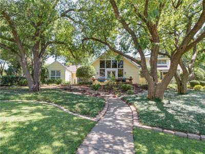 Rockwall Single Family Home For Sale: 1205 S Alamo Road