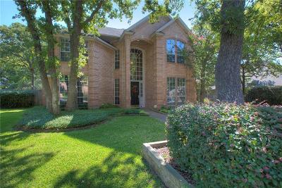 Single Family Home For Sale: 1507 Rush Creek Court