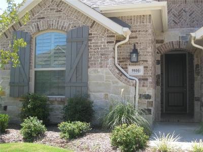 Little Elm Single Family Home For Sale: 9800 Bitterroot Drive